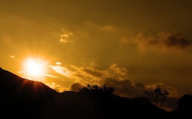 LET THE SUN